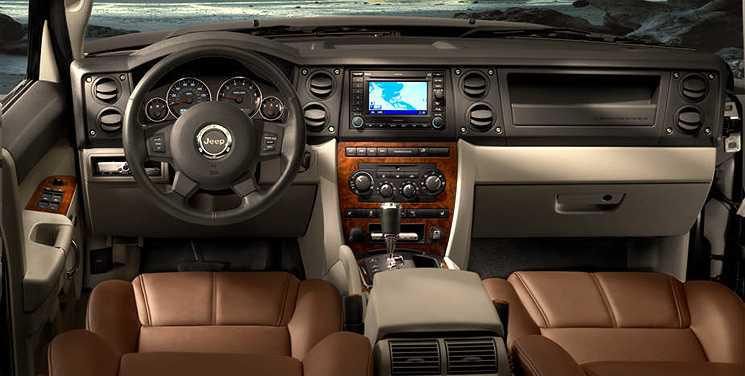 2007 Jeep Commander Xk 366ed454 B 0 I2
