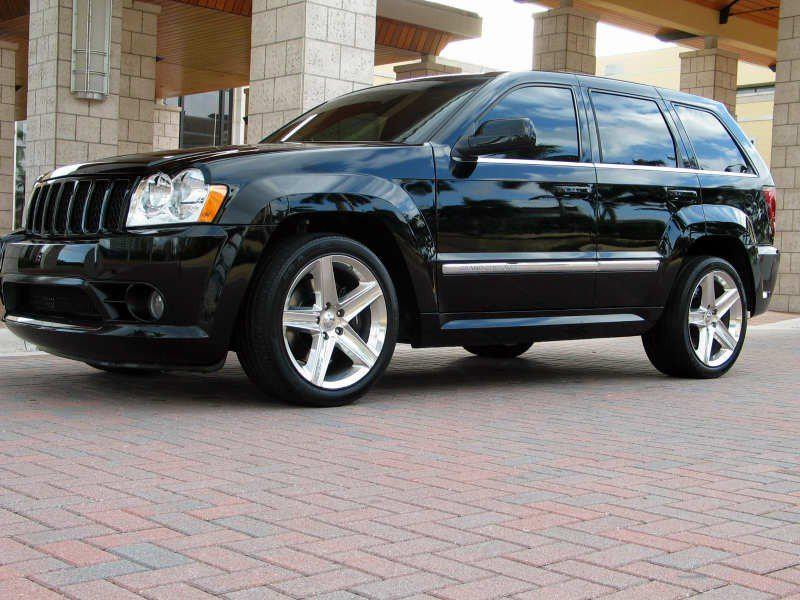 2006 jeep grand cherokee wk wh srt. Black Bedroom Furniture Sets. Home Design Ideas