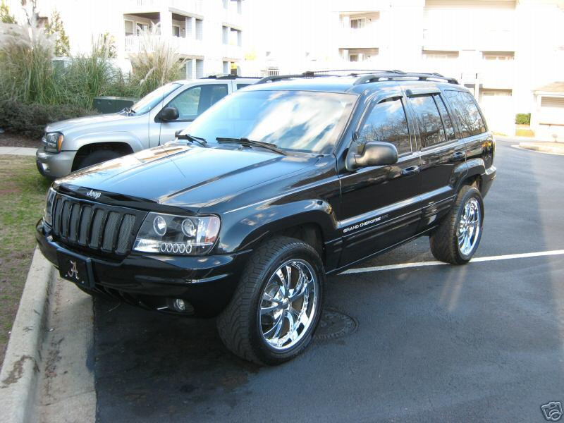 2002 Jeep Grand Cherokee WJ / WG
