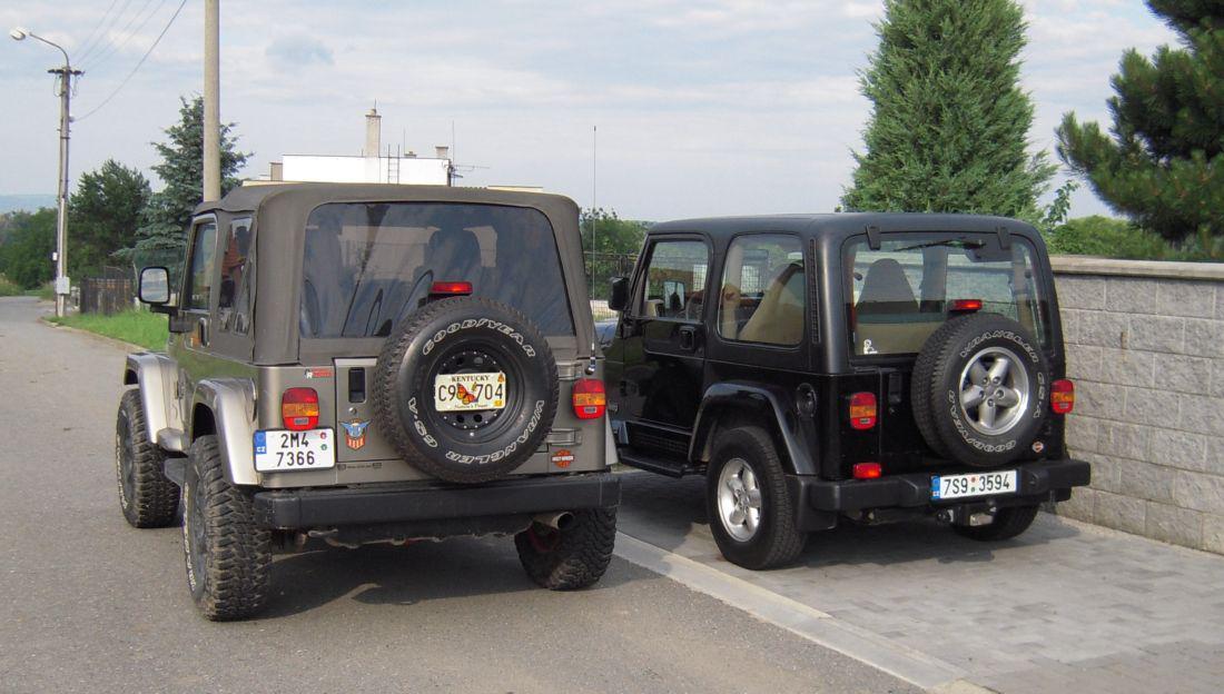 09 Jeep Wrangler Jeep Wrangler TJ