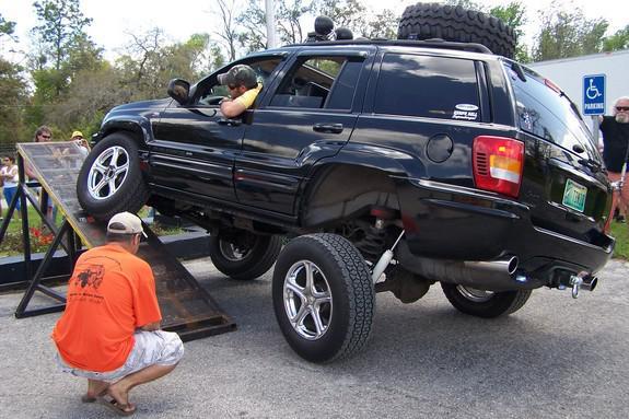 Jeep grand cherokee ii wj фото